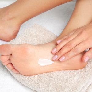Kuiva- ja pintakuiva iho