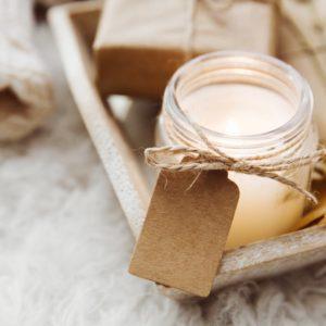 Huonetuoksut ja kynttilät